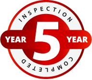 Five Year Internal Inspections